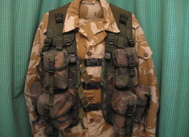 Recenze: Taktická vesta Waistcoat, Man´s, (General Purpose OPS)